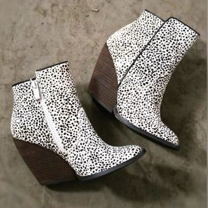 Very Volatile Whitby//Feverdream Booties